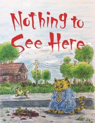 Conundrum Press's Nothing To See Here Soft Cover # 1