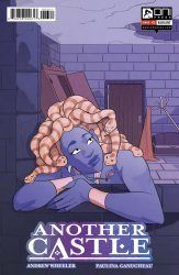 Oni Press's Another Castle Issue # 3b