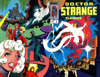 Marvel Comics's Doctor Strange Classics Issue # 2