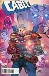 Marvel Comics's Cable Issue # 158b