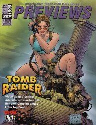 Diamond Comics Distribution's Previews Issue # 132