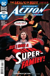 DC Comics's Action Comics Issue # 1025