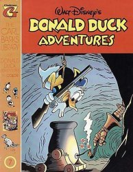 Gladstone's Carl Barks Library of Walt Disney's Donald Duck Adventures in Color Issue # 7