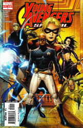 Marvel Comics's Young Avengers Special # 1