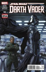 Marvel Comics's Darth Vader Issue # 2