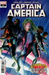 Marvel Comics's Captain America Issue # 11