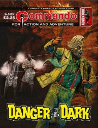 D.C. Thomson & Co.'s Commando: For Action and Adventure Issue # 5113