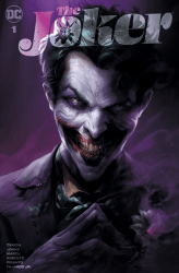 DC Comics's The Joker Issue # 1mattina-a