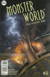 American Gothic Press's Monster World: The Golden Age Issue # 2