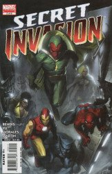 Marvel Comics's Secret Invasion Issue # 2