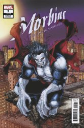Marvel Comics's Morbius Issue # 2b