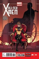 Marvel Comics's All-New X-Men Issue # 6