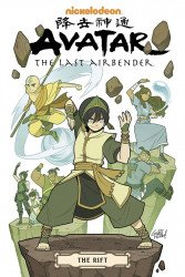Dark Horse Comics's Avatar the Last Airbender: Rift TPB # 1