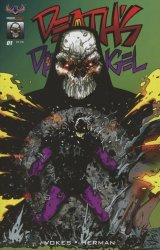 American Mythology's Death's Dark Angel Issue # 1