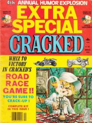 Major Magazines's Extra Special Cracked Issue # 4