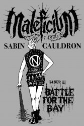 Sabin Cauldron's Maleficium Issue # 3