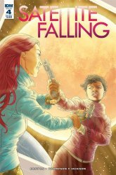 IDW Publishing's Satellite Falling Issue # 4