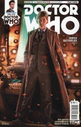 Titan Comics's Doctor Who: 10th Doctor - Year Three Issue # 10b