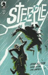 Dark Horse Comics's Steeple Issue # 2b