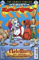 DC Comics's Harley Quinn Issue # 24