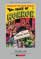 PS Artbooks's Pre-Code Classics: Tales of Horror Hard Cover # 1