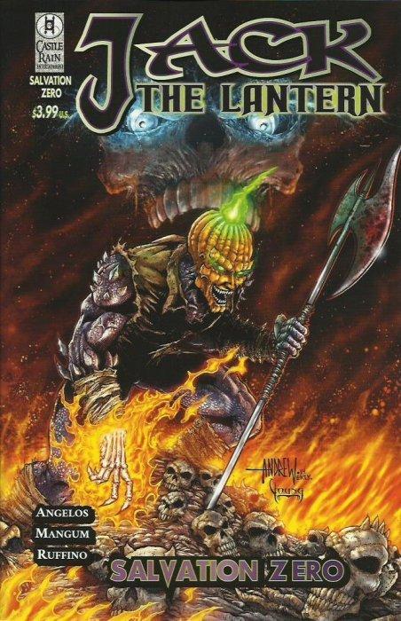 Assassin 13 Immortal Avenger #3 TSR
