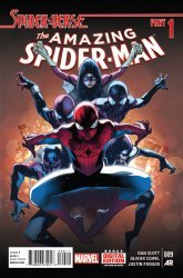 Marvel's The Amazing Spider-Man Issue # 9