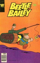 Gold Key's Beetle Bailey Issue # 122whitman