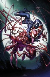 Marvel Comics's King in Black: Gwenom vs Carnage Issue # 1crain-b