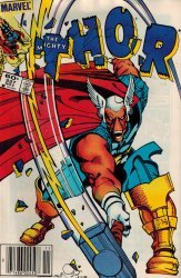 Marvel Comics's Thor (The Mighty) Issue # 337