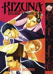 Digital Manga Publishing's Kizuna: Deluxe Edition Soft Cover # 6
