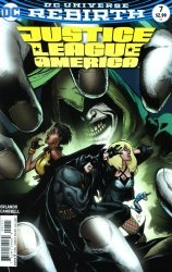 DC Comics's Justice League of America Issue # 7b