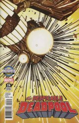 Marvel Comics's The Despicable Deadpool Issue # 296c