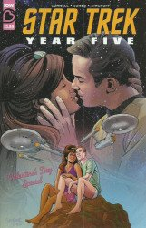 IDW Publishing's Star Trek: Year Five - Valentine's Day Special Issue # 1