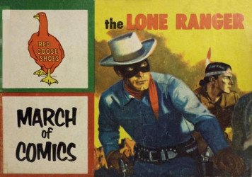 Western Printing Co.'s March of Comics Issue # 165c