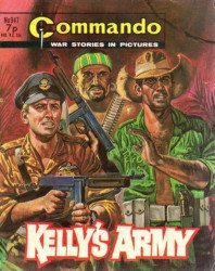 D.C. Thomson & Co.'s Commando: War Stories in Pictures Issue # 947