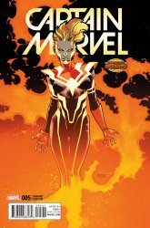 Marvel's Captain Marvel Issue # 5b