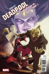 Marvel Comics's Deadpool Issue # 28b