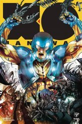 Valiant Entertainment's X-O Manowar Issue # 25b
