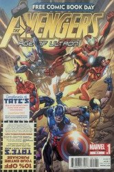 Marvel Comics's Avengers: Age of Ultron - Free Comic Book Day Issue # 0.1tates