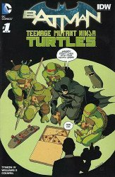 DC Comics's Batman / Teenage Mutant Ninja Turtles Issue # 1planet comics-a