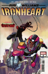 Marvel Comics's Ironheart Issue # 6