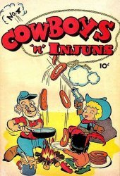 Compix's Cowboys 'n' Injuns Issue # 4