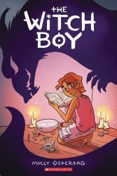 Graphix's The Witch Boy Soft Cover # 1