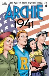 Archie Comics Group's Archie 1941 Issue # 2