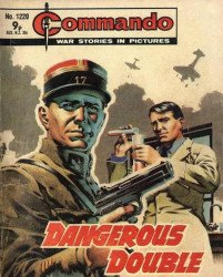 D.C. Thomson & Co.'s Commando: War Stories in Pictures Issue # 1220