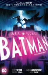 DC Comics's All-Star Batman Hard Cover # 3