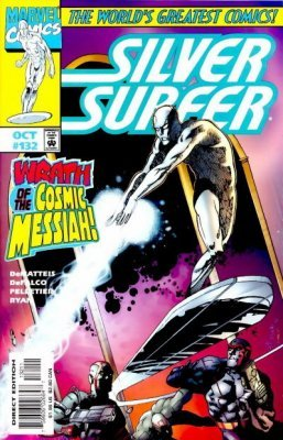 #73 Silver Surfer Vol 1987-1998 3