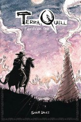 Source Point Press's TerraQuill: Expedition One TPB # 1