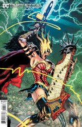 DC Comics's Dark Nights: Death Metal Issue # 2e